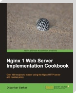 Image of Nginx 1 Web Server Implementation Cookbook