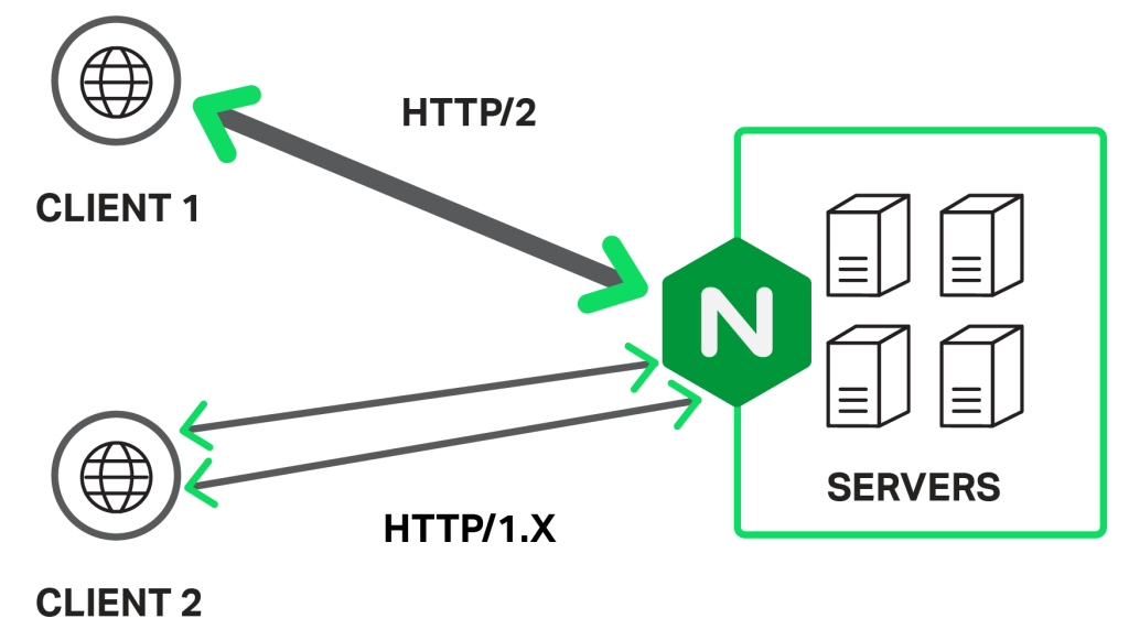 HTTP/2 Fully Supported in NGINX Plus | NGINX