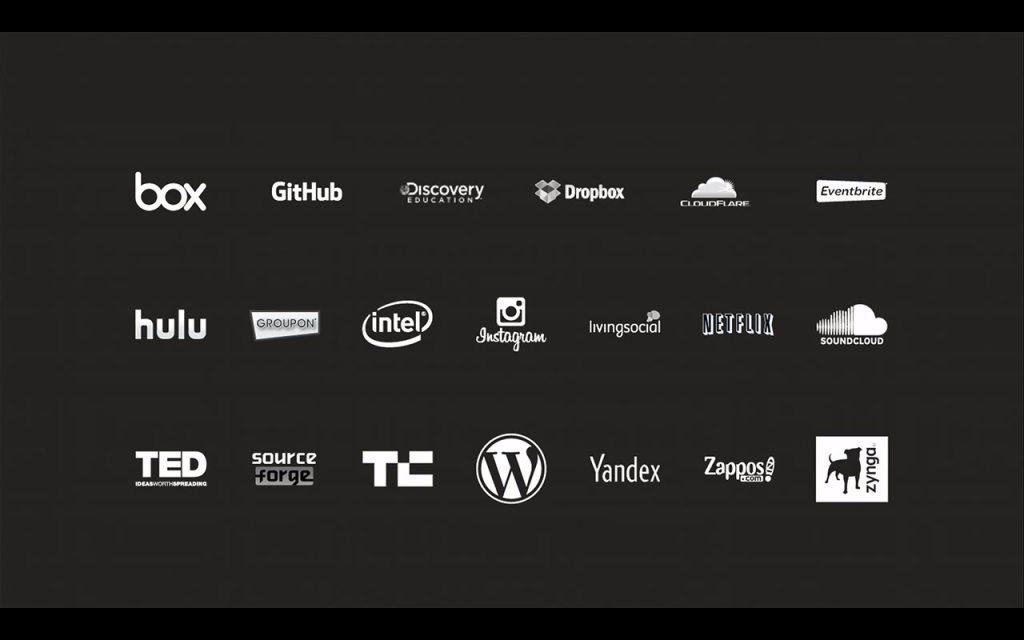 The most innovative web companies in the world use NGINX and NGINX Plus for site and application delivery [presentation by Gus Robertson, CEO of NGINX, Inc., at nginx.conf 2015]