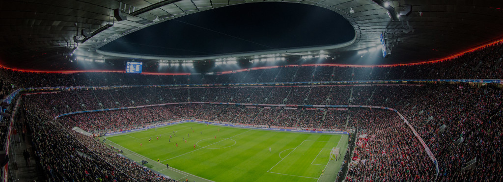 Image of stadium and fans for Sqor Sports NGINX Plus case study - caching, load balancing, health checks