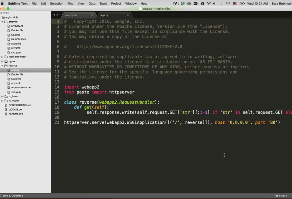 Webinar - GCP - Demo 2-3 Reverse Code