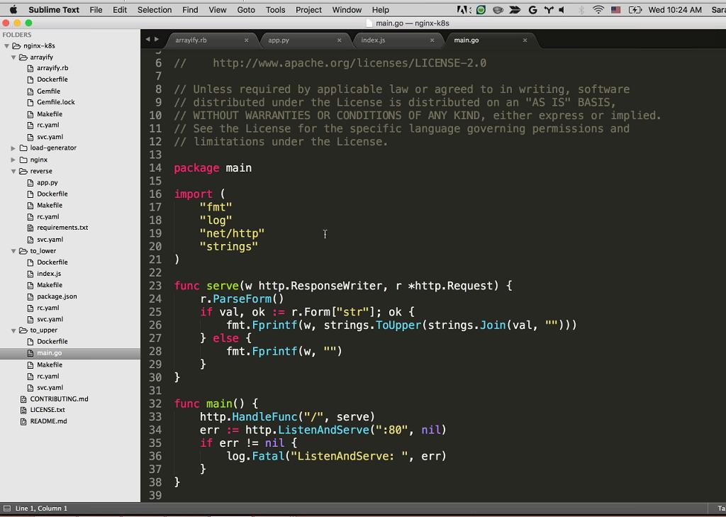 Webinar - GCP - Demo 2-5 to_upper code