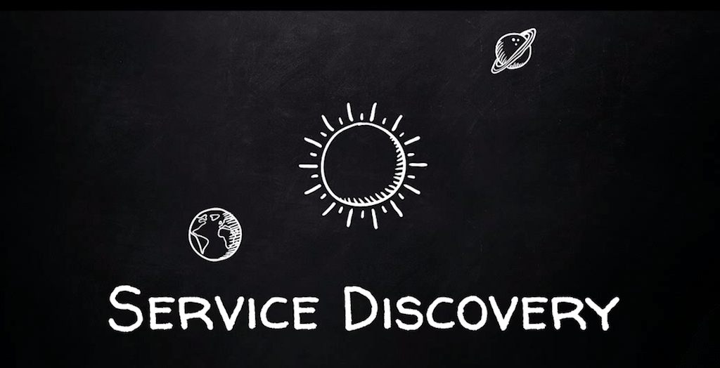 Introductory slide for 'Service Discovery' section of presentation [presentation by Derek DeJonghe of RightBrain Networks at nginx.conf 2015]