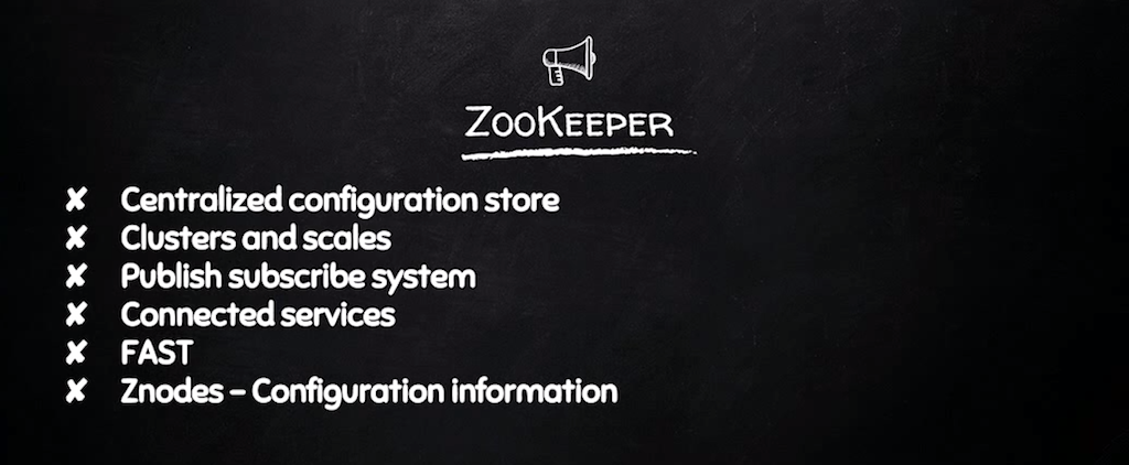ZooKeeper is a centralized configuration store that clusters and scales well [presentation by Derek DeJonghe of RightBrain Networks at nginx.conf 2015]