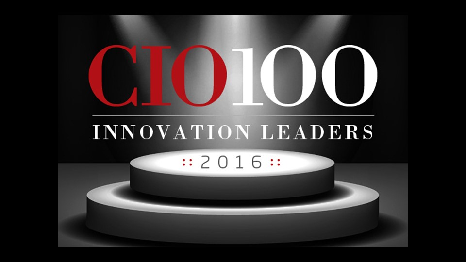 CIO magazine recognize a hundred innovators [presentation by Gus Robertson of NGINX at nginx.conf 2016]