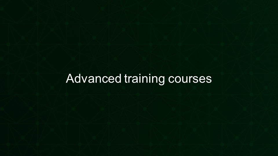 Investing in advanced training courses [presentation by Gus Robertson of NGINX at nginx.conf 2016]