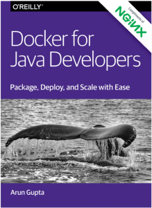 Docker for Java Developers – Download the Free Ebook